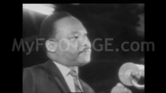 The Death of Martin Luther King and aftermath